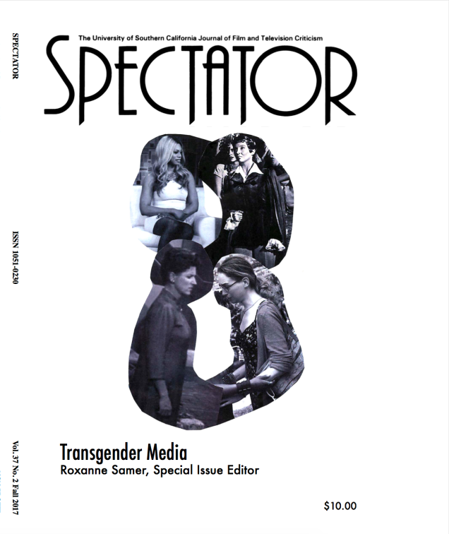 Cover of Spectator Journal